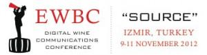 EWBC Digital Wine Communications Conference 2012  @ Swissôtel Grand Efes | Izmir | Izmir | Turkey